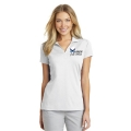 Ladies Women of the Word Embroidered Polo